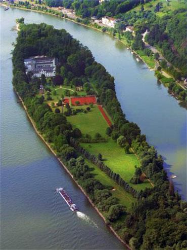 Insel und Kloster